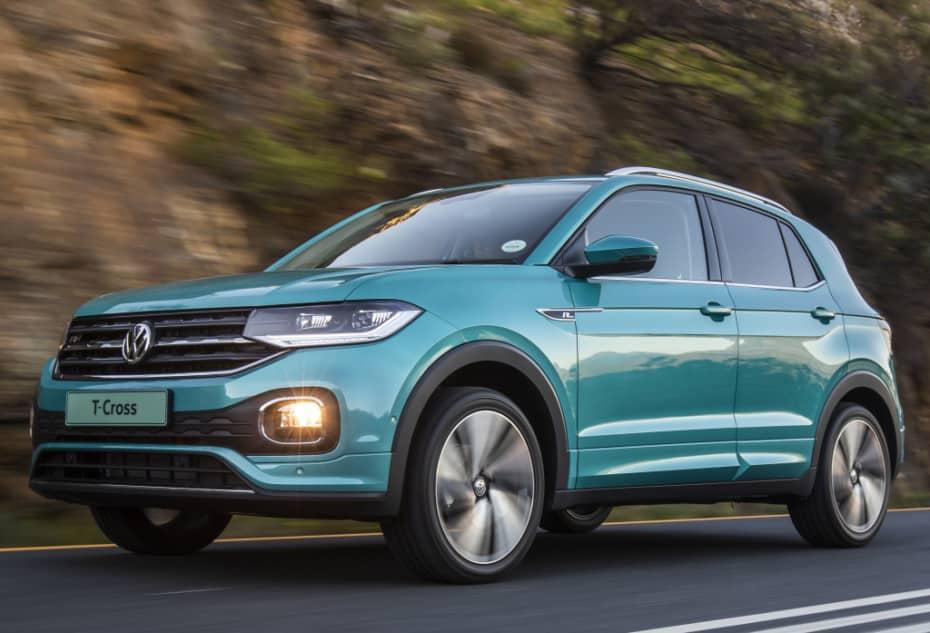 El Volkswagen T-Cross suma el motor 1.5 TSI EVO