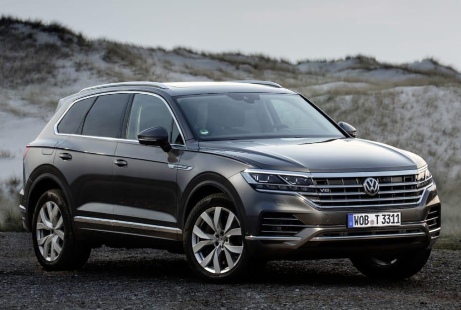Ya a la venta el Volkswagen Touareg R-Line Individual