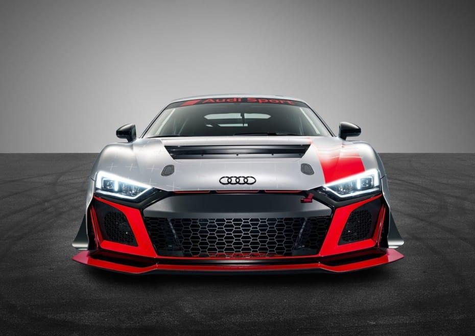 Audi R8 LMS GT4: Una bestia para circuito que llega con nuevos aires