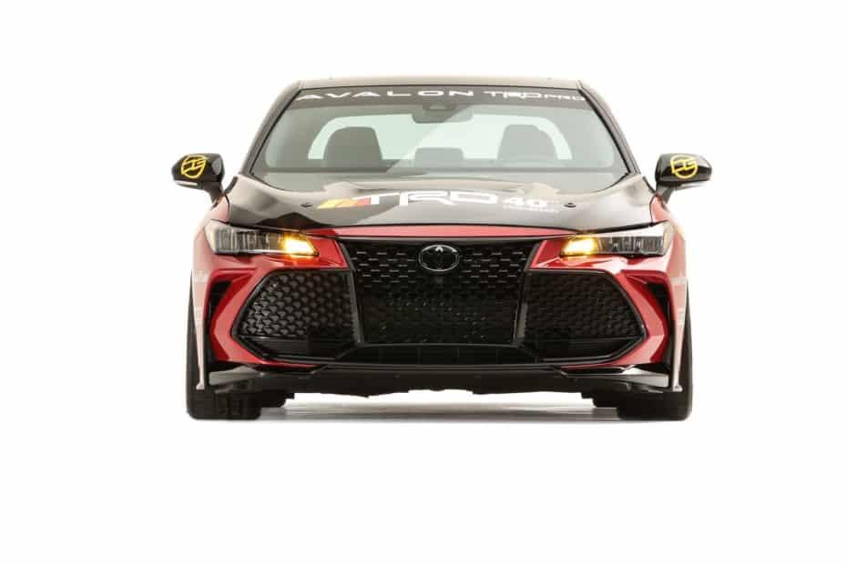 Toyota Avalon TRD Pro Concept: Cargado de gadgets y capaz de comerse a un Audi R8