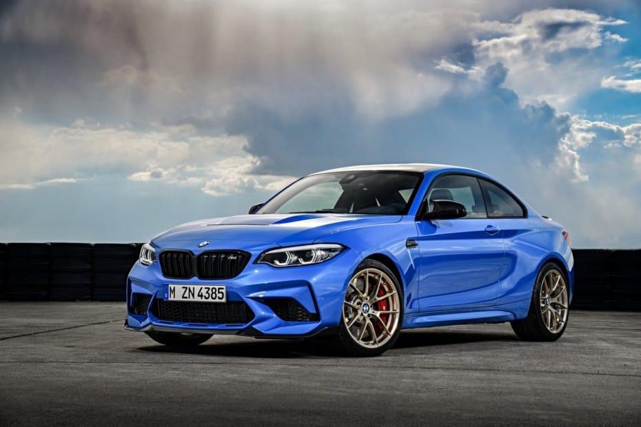 Todos los detalles y equipamiento del BMW M2 CS: Una excelente inversión…
