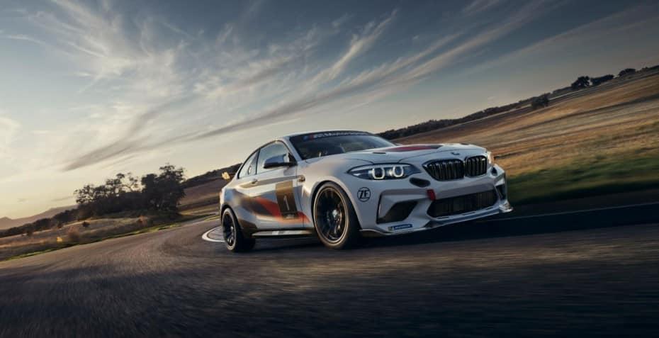 Todos los detalles del BMW M2 CS Racing: Un acceso a la competición muy interesante