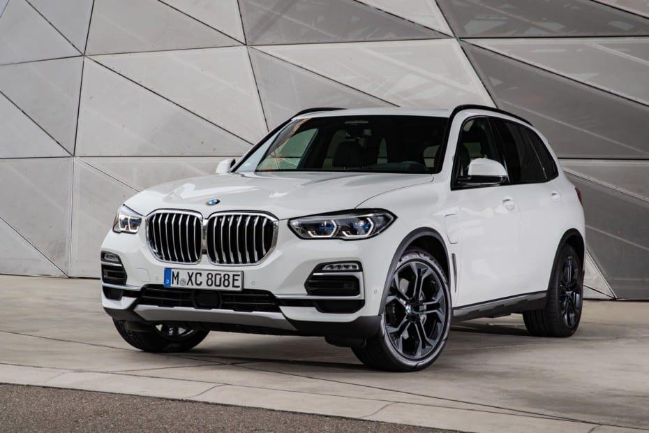 Todos los detalles en imágenes del BMW X5 xDrive45e híbrido-enchufable