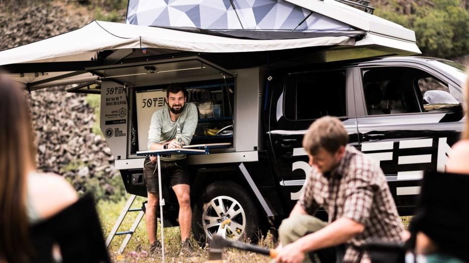 Viajar en camper: una gran alternativa para los más aventureros
