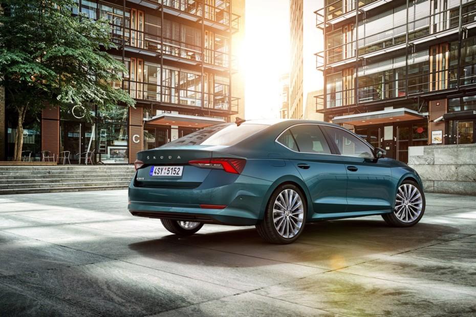 Estos son los nuevos Škoda Octavia que llevarán etiqueta ECO: eTEC y G-TEC