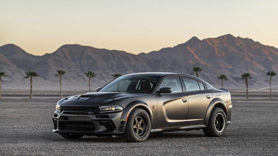 El Dodge Charger AWD de SpeedKore es único en su especie y tiene más de 1.500 CV