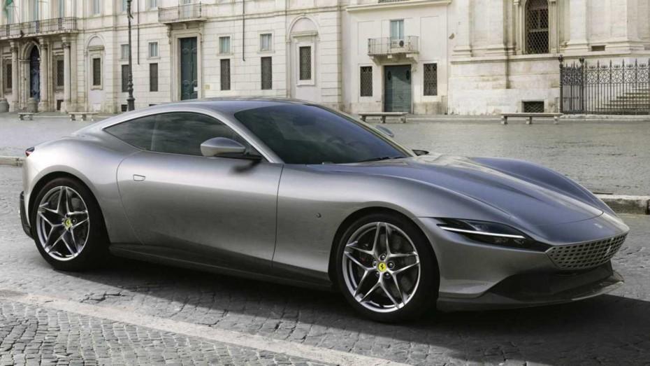 Saluda al Ferrari Roma 2020: El último Cavallino Rampante con corazón V8