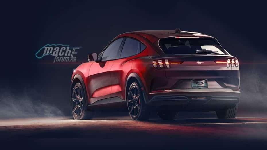 Así queda en formato SUV el ADN del Mustang: Lo conoceremos esta semana