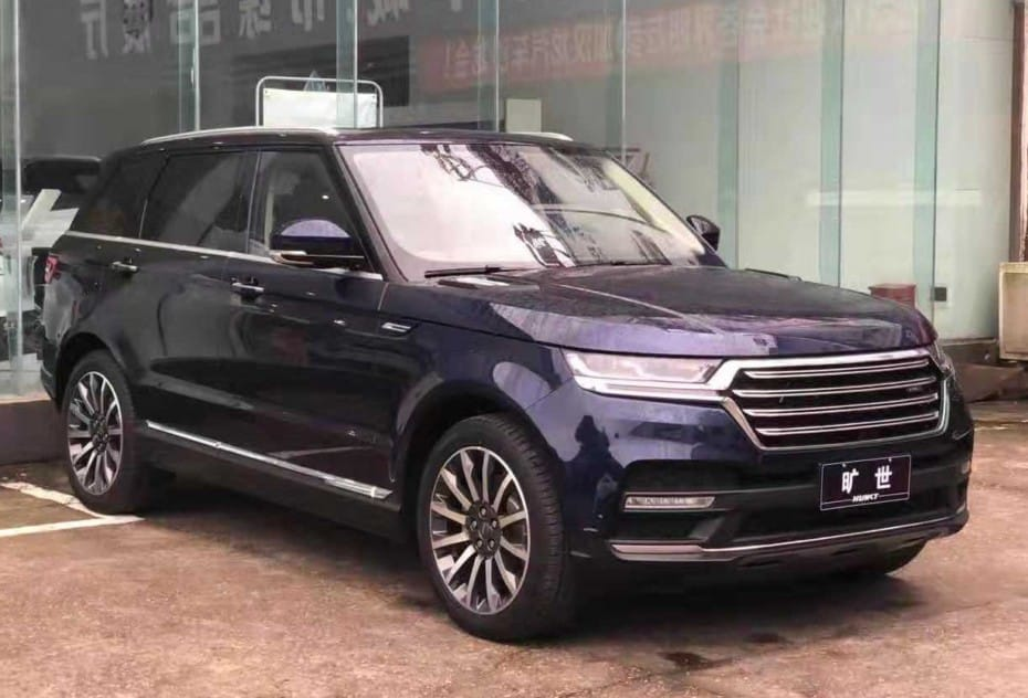Este Range Rover Sport 'made in China' cuesta lo mismo que un SEAT Ibiza