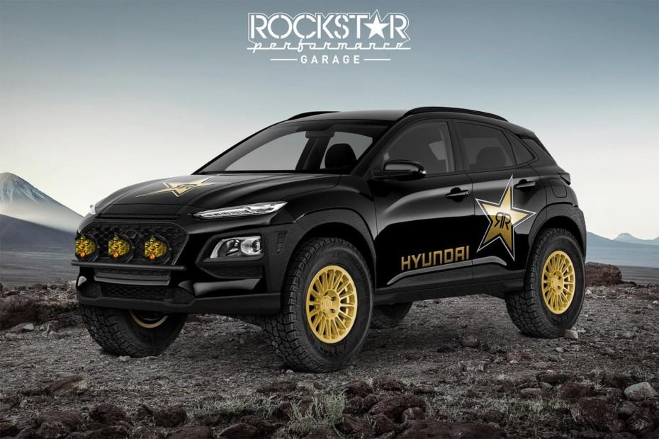 Hyundai Kona Ultimate Concept: Un todoterreno legítimo gracias a Rockstar