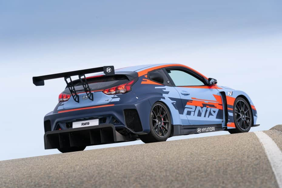 Hyundai N nos muestra el RM19 Racing Midship Sports Car: Muy bestia…