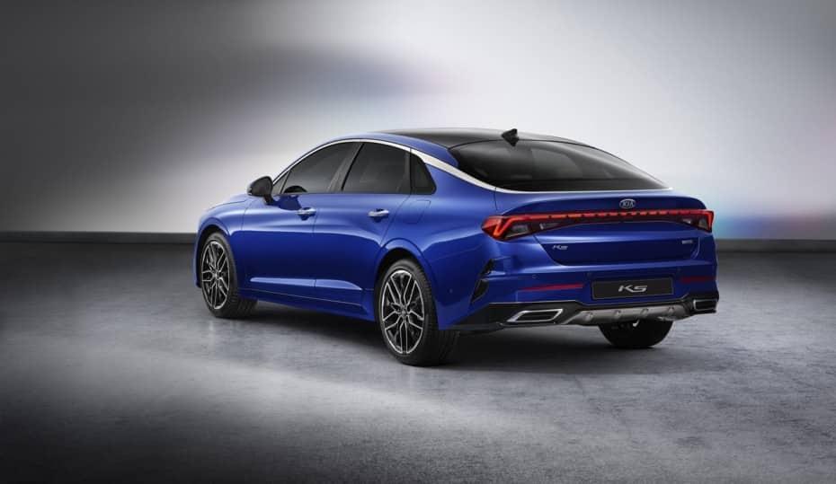 ¡Oficial!: Así es el nuevo Kia Óptima / K5, ¿un Audi A7 «generalista»?