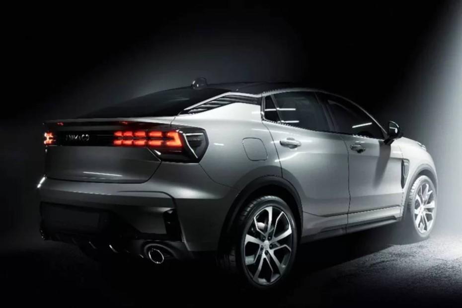 Primeras imágenes del futuro crossover coupé Lynk & Co 05