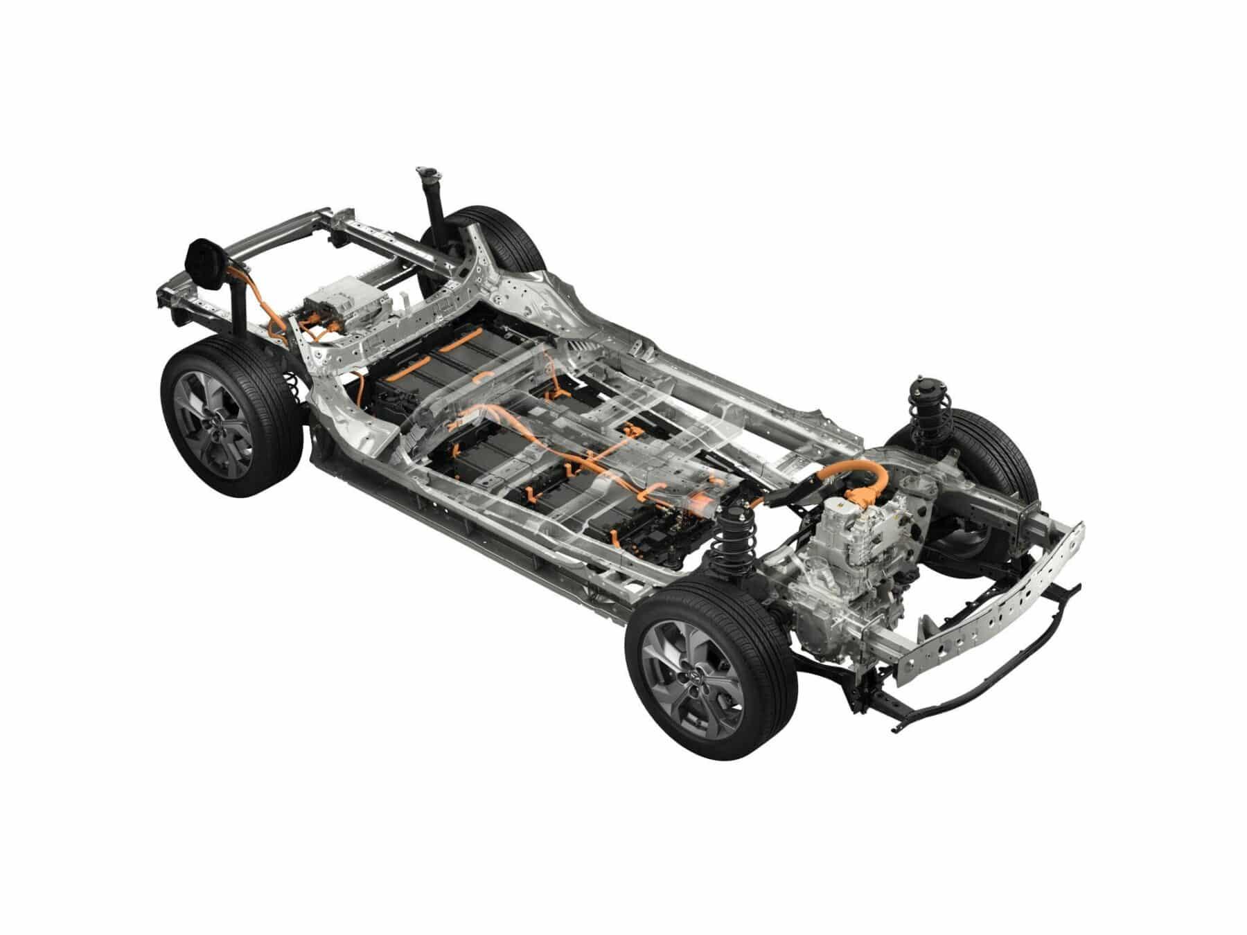 Mazda MX-30 (2019) 57