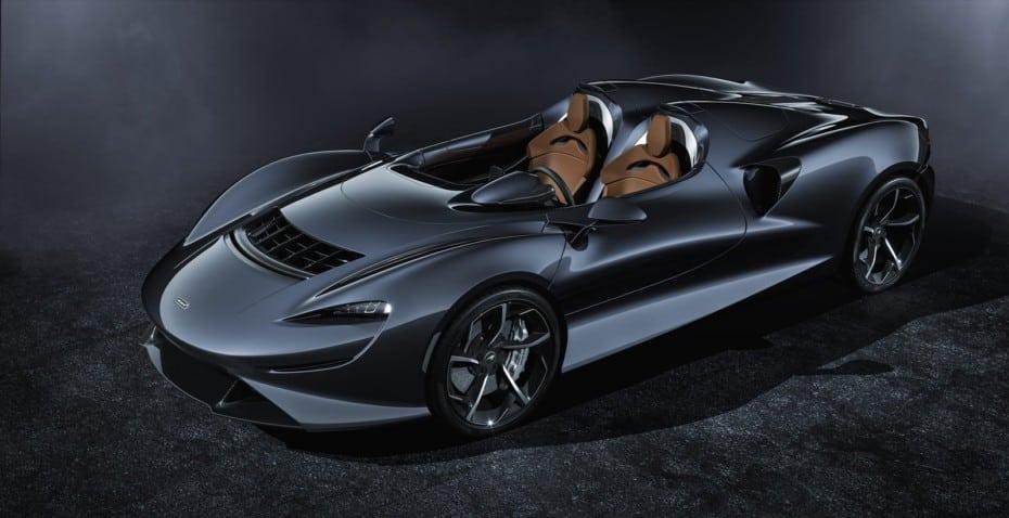 ¡Oficial!: Así es el McLaren Elva, la nueva bestia de las Ultimate Series