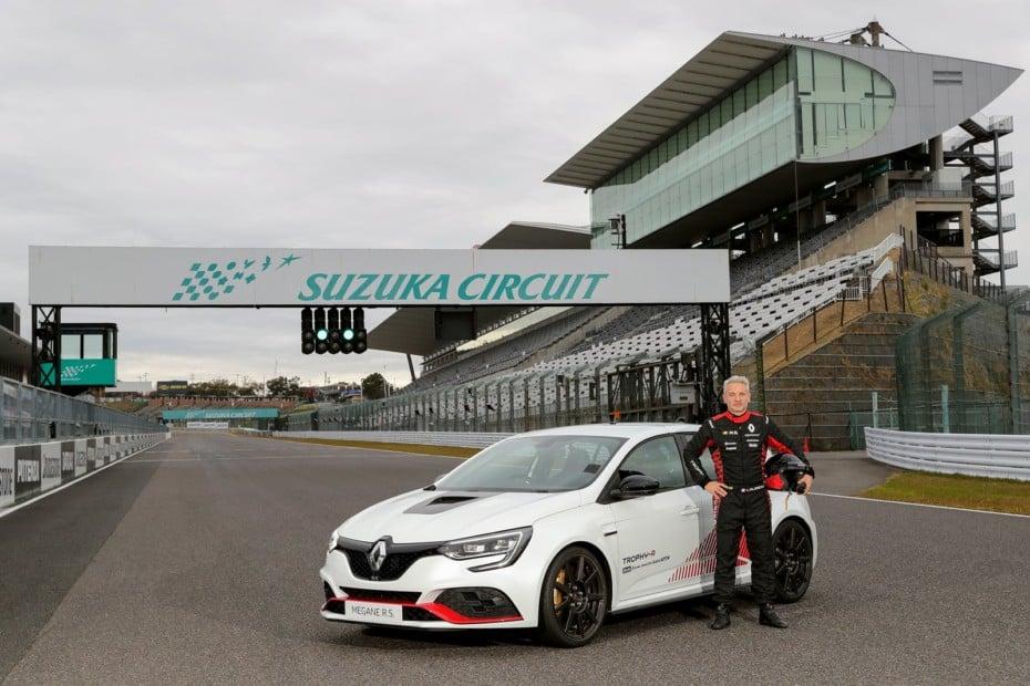 El Renault Mégane RS Trophy R arrasa en Suzuka y consigue un nuevo récord