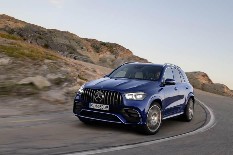 Mercedes-AMG GLE 63 y 63 S 4MATIC+ 2020: Hasta 612 CV en formato SUV y con pegatina ECO