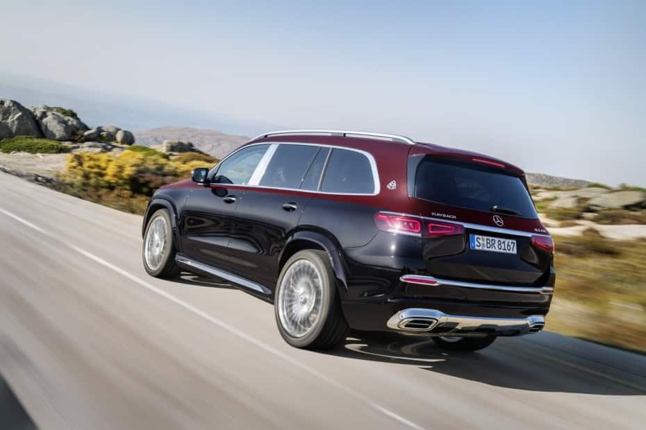 Ya puedes comprar el Mercedes-Maybach GLS 600 4MATIC: el lujo se paga muy caro
