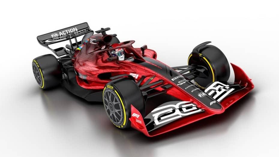 Así es la nueva normativa de la Fórmula 1 para 2021: Los monoplazas adoptan un nuevo diseño