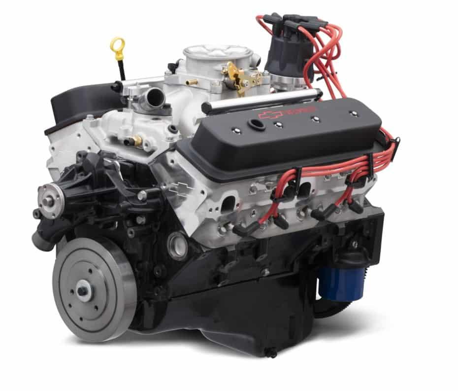 Chevrolet Performance nos muestra el motor SP383 EFI, una bestia de 450 CV «plug and play»