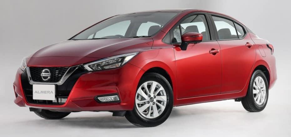 Así es la nueva generación del Nissan Almera