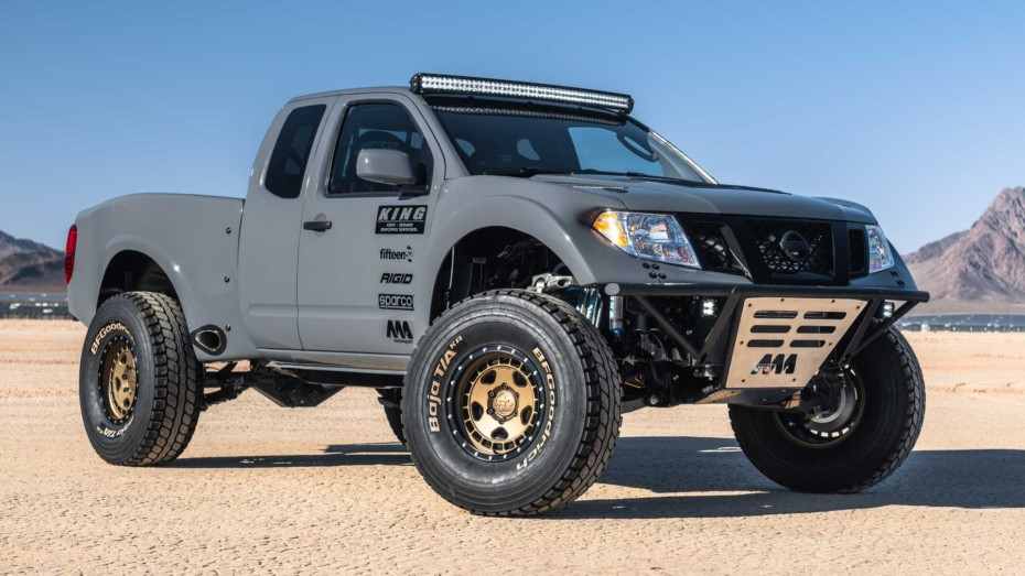 Nissan Frontier Desert Runner: Un asesino de Raptors con más de 600 CV