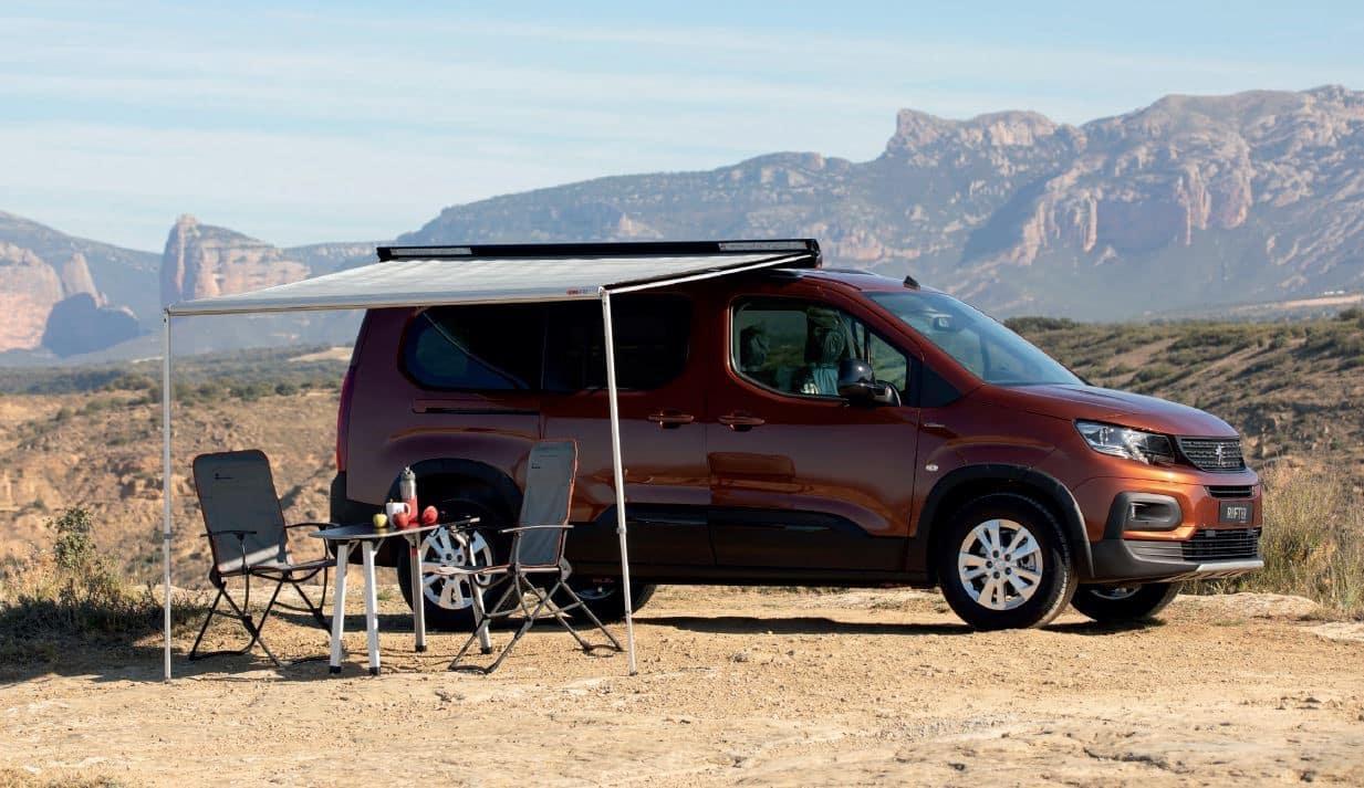 Detalles Precios E Imagenes Del Peugeot Rifter By Tinkervan