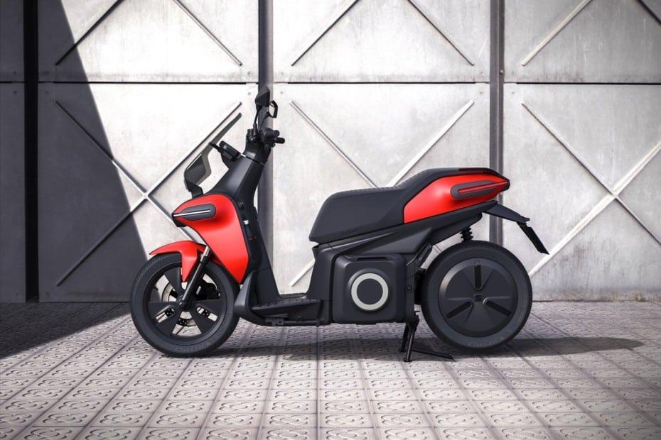 Información scooter eléctrico: SEAT e-Scooter 2020