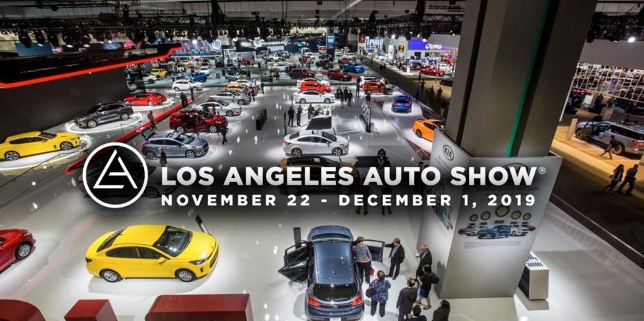 Se acerca el Salón del Automóvil de Los Ángeles 2019: Todas las novedades que veremos (A-Z)