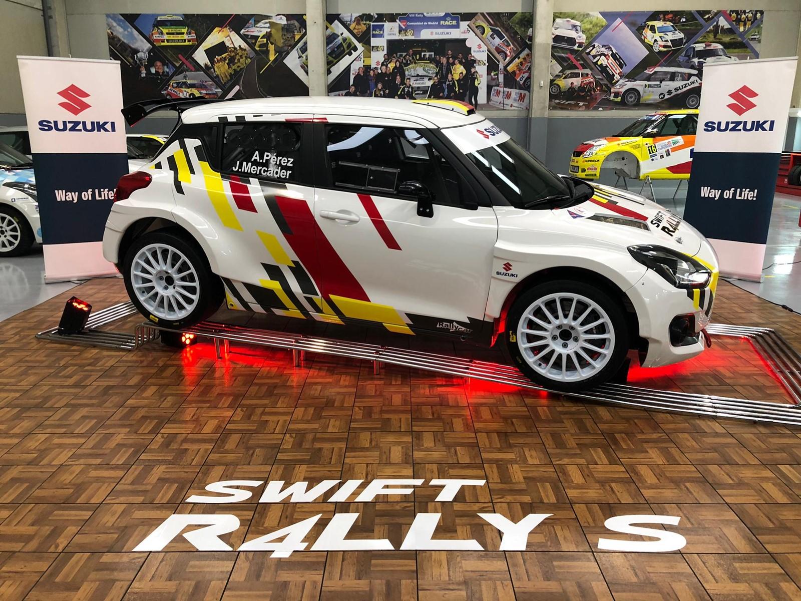 Así Es El Suzuki Swift R4lly S Que Busca Alzarse Con La