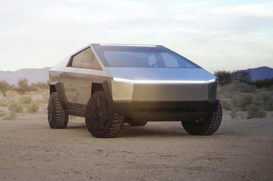 Tesla Cybertruck: La última creación es un pickup futurista e ¿indestructible?