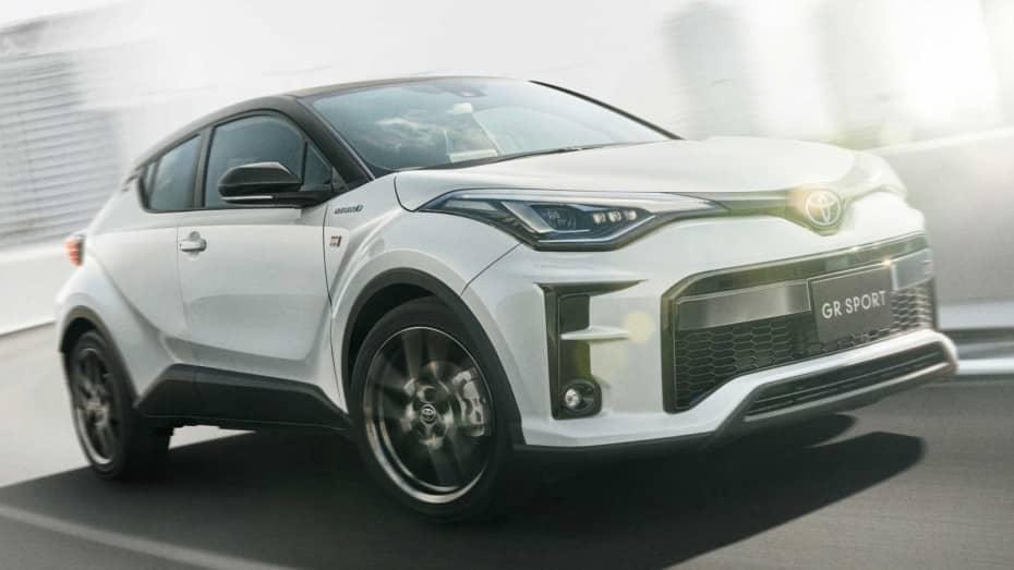 Toyota C-HR GR Sport: La versión deportiva del SUV híbrido que de momento no veremos por aquí