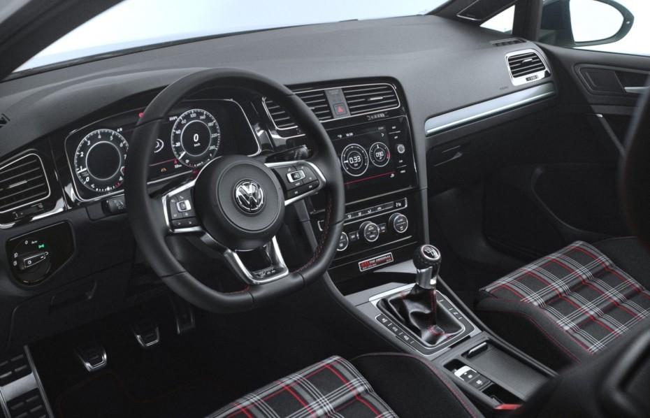 Estos dos elementos icónicos del Volkswagen Golf GTI son obra de una diseñadora de cajas de bombones