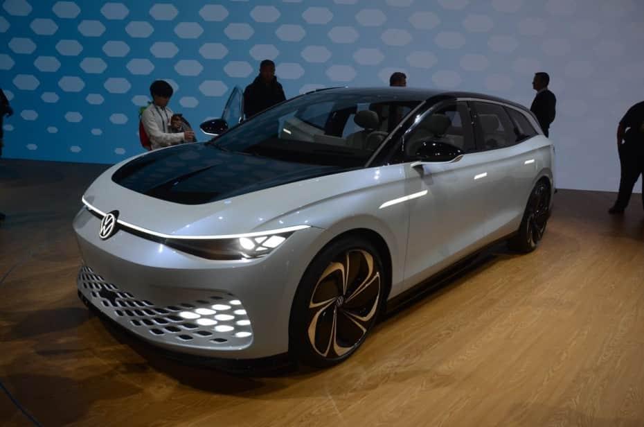 El último concept eléctrico de Volkswagen pinta muy bien: Así es el ID. SPACE VIZZION