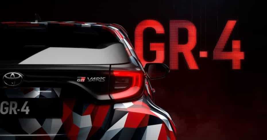 Toyota GR Yaris: Lo conoceremos la semana que viene y podría ser AWD