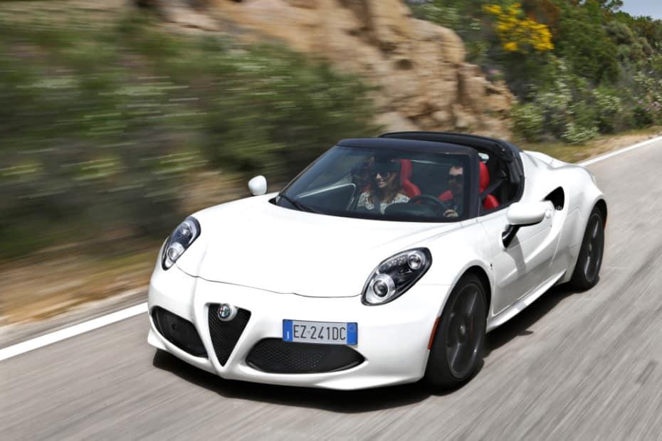 Adiós al Alfa Romeo 4C: Cesa su producción
