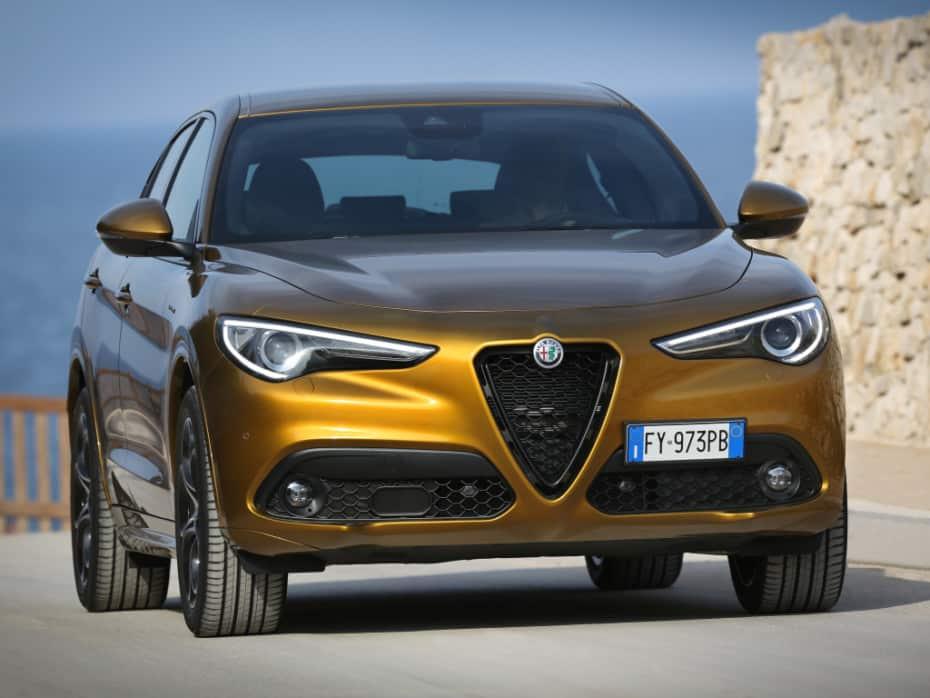 Todos los precios del Alfa Romeo Stelvio MY2020