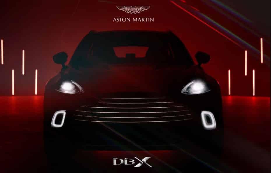 Nuevos detalles del DBX: El Aston Martin SUV ya tiene precio y así es su interior