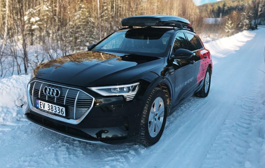 Ventas octubre 2019, Noruega: El Audi E-Tron, modelo más vendido