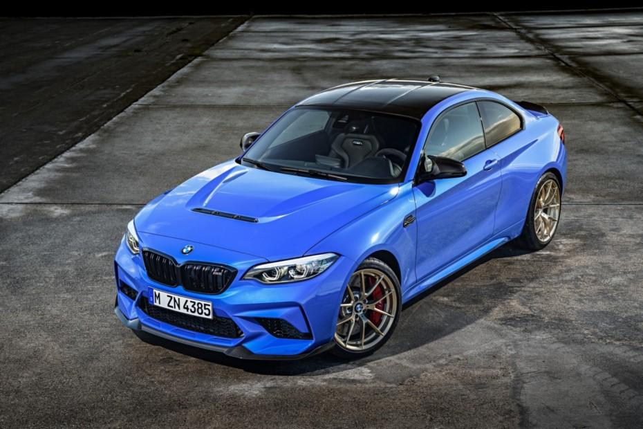 ¡Maldito dinero! El BMW M2 CS ya tiene precio y dotación completa en España: desde 231 euros el CV…