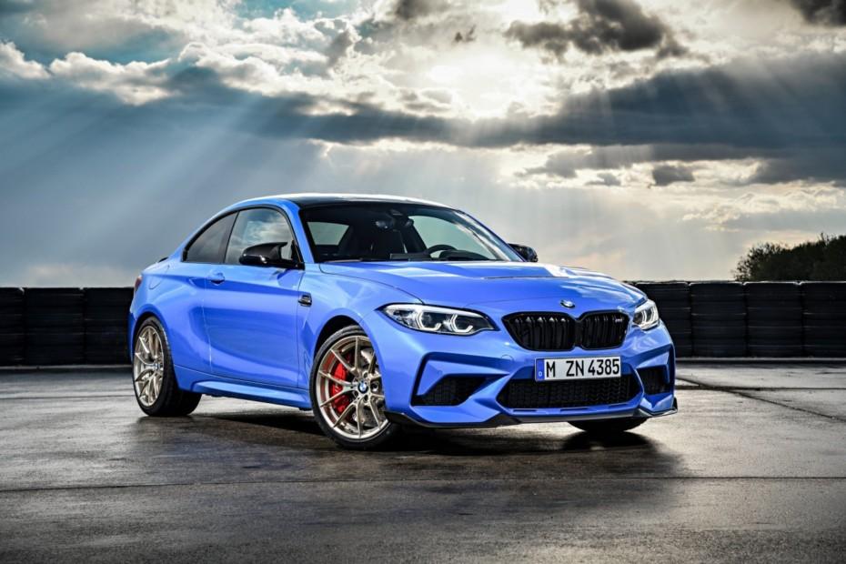 El BMW M2 CS ya tiene precio para España