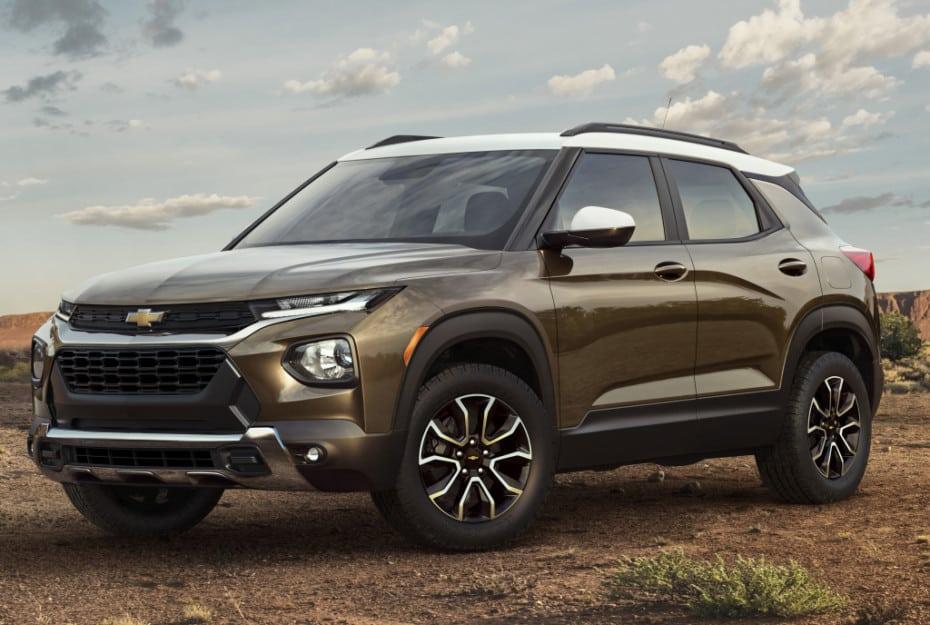 Oficial: Nuevo Chevrolet TrailBlazer