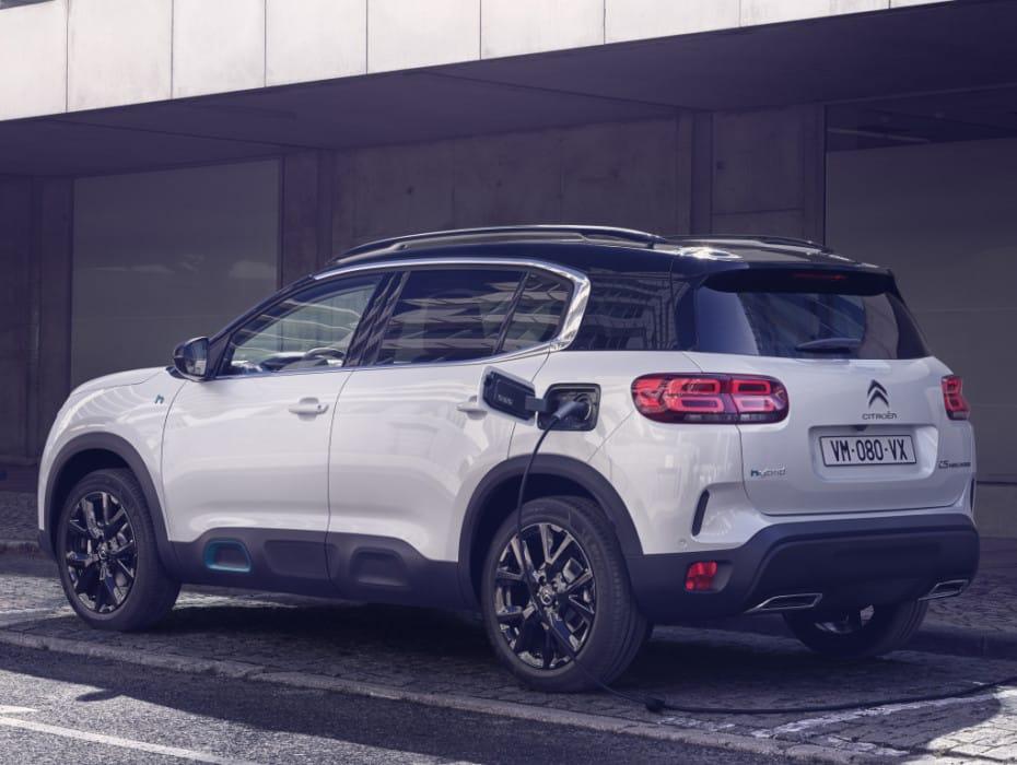 Ya a la venta el Citroën C5 Aircross Hybrid