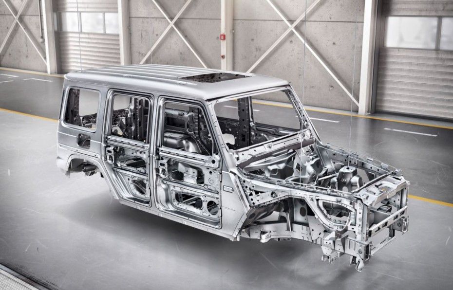 Mercedes confirma la versión 100% eléctrica de uno de sus modelos más icónicos