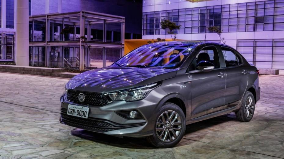 Los Fiat Argo y Cronos reciben el acabado S-Design