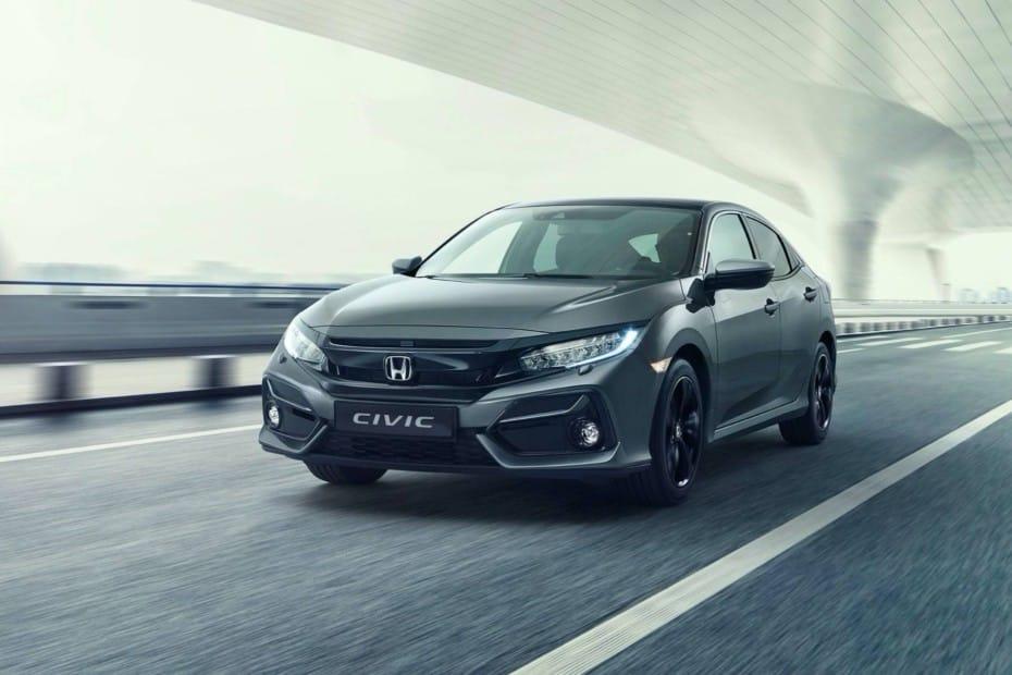 Ligeras mejoras para el Honda Civic MY2020