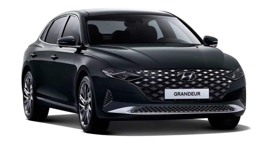 Primeras imágenes del nuevo Hyundai Grandeur