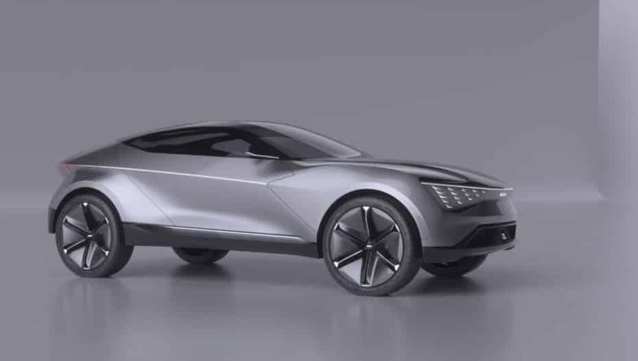 Kia Futuron Concept: Un vistazo al futuro diseño de la marca coreana