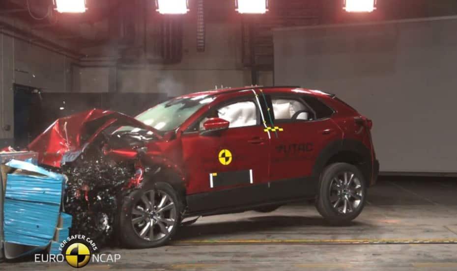 Nueva tanda de pruebas de choque: Mazda sobresaliente, Opel pincha con el Corsa