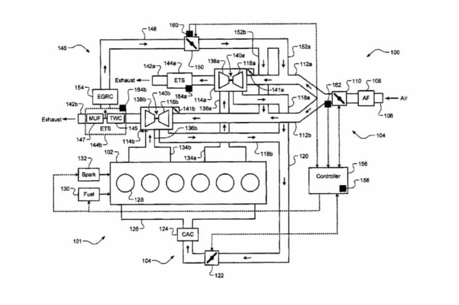 ¡Aún hay esperanza!: FCA patenta un nuevo motor de 6 cilindros en línea…
